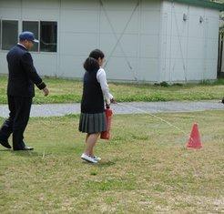 火災避難訓練④.JPG